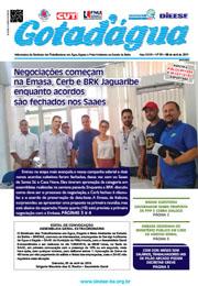 Ano XXXIII - Edição Nº 09 de 08 de Abril de 2019