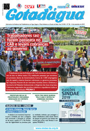 Ano XXXIII - Edição Nº 29 de 16 de Setembro de 2019