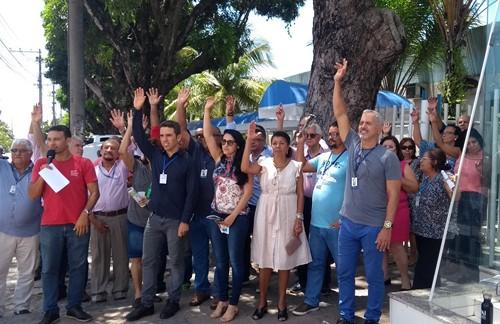 Trabalhadores (as) da Cerb aprovam acordo coletivo e PPD sob protestos