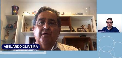 Em live, Abelardo afirma existir alternativa aos contratos de programa, mas que depende de vontade política