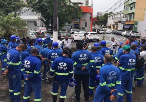 MPT acolhe manifestação do Sindae e afasta possibilidade de demissão de 56 empregados (as) na EMASA